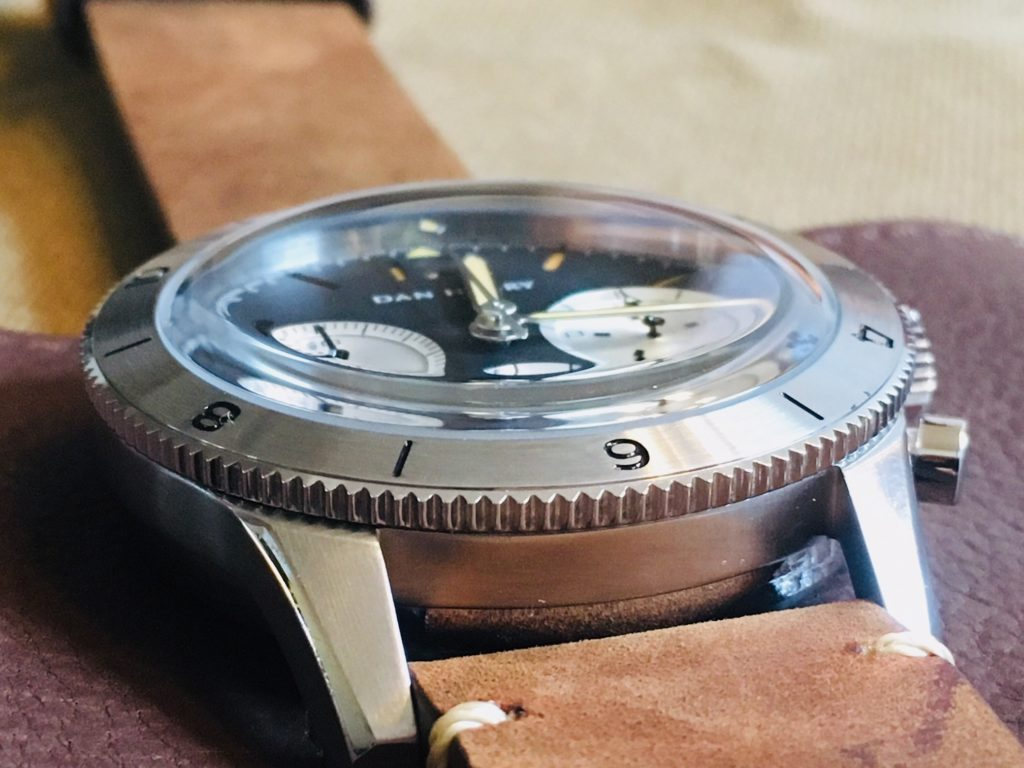 Dan Henry's 1963 offers accessible vintage pilot watch