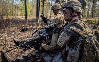 Loadout Room photo of the day | 5th Squadron, 73rd Cavalry Regiment, 3rd Brigade Combat Team, 82nd Airborne Division, conducts live fire training exercise 2017