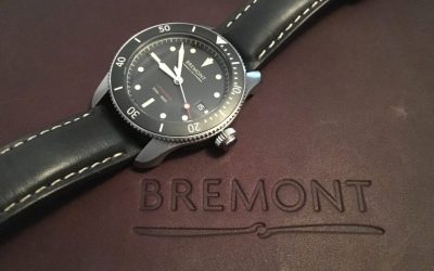 Bremont's military program and S301 Supermarine watch review