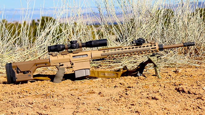 Hands On The DRD Tactical Kivaari in .300 Norma Magnum