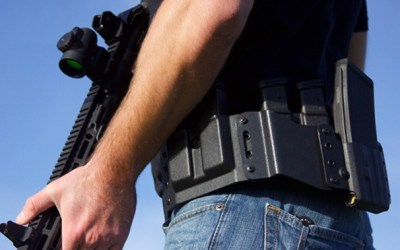 High Threat Concealment Releases QRS Salvo Modular Rig
