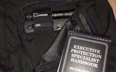Executive Protection Admin Bag