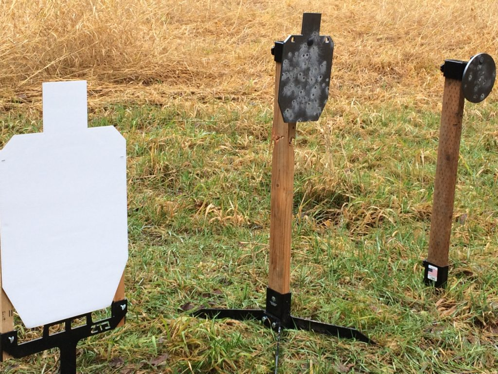 CTS Targets | Range-ready steel