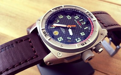 MTM Special Ops Silver Falcon watch review