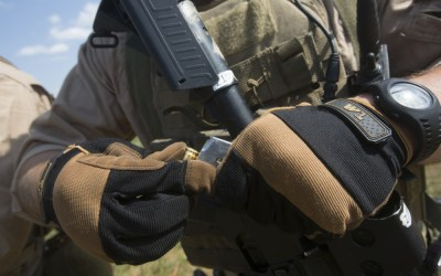 Loadout Room photo of the day: Force Recon Marines let bullets fly in prep for deployment