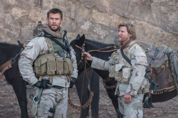"""12 Strong"", A Visually Powerful, Important War Film"