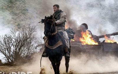 """""""12 Strong"""", A Visually Powerful, Important War Film"""