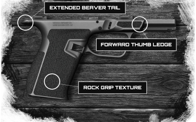Nomad Defense Company's Nomad 9: The glock You Always Wanted