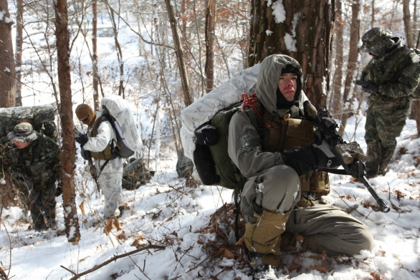 Loadout Room photo of the day: Recon Marines prepare for extreme hike in South Korea