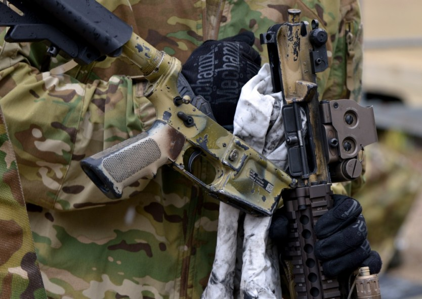 Loadout Room photo of the day: U.S. Army Special Forces Weapons Training