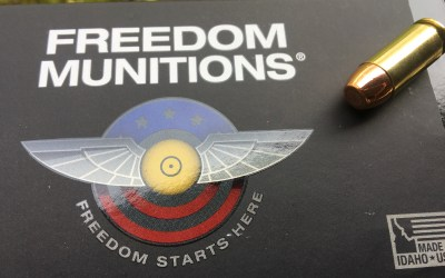 Freedom Munitions: Quality Ammunition Made in Idaho