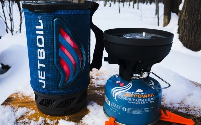 New 2018 Jetboil Flash | Boiling water in 100 seconds!