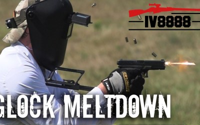 Watch: Putting the Glock through extreme use until meltdown