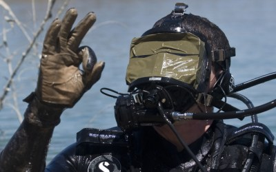 Loadout Room photo of the day: Pararescue dive training