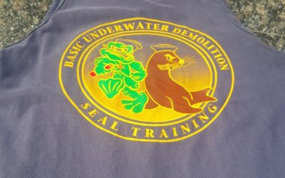 A T-shirt got me through Navy SEAL training Hell Week (Pt. 1)