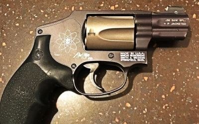 A story about my Smith and Wesson 38 Special and lessons learned
