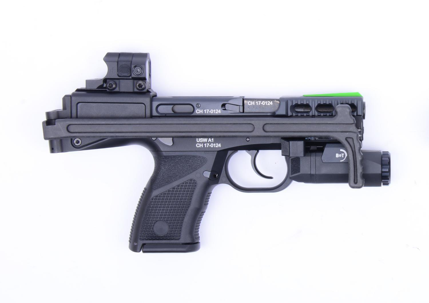 Realizing of the Potential of the Sig P-320 Fire Control Unit: B&T's