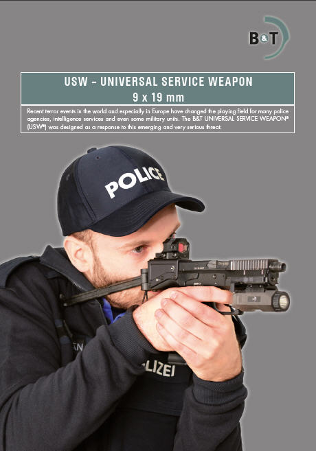 Realizing of the Potential of the Sig P-320 Fire Control Unit: B&T's New USW-320