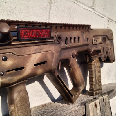 Blowndeadline Custom Cerakote: Combining Art and Science to Make Great Guns Awesome
