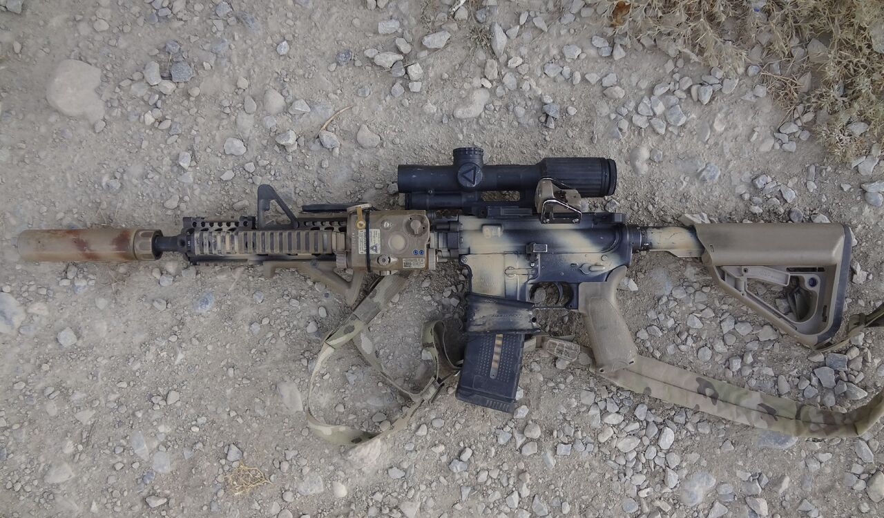 Mounting Ir Laser On Your M 4 Carbine You Re Probably
