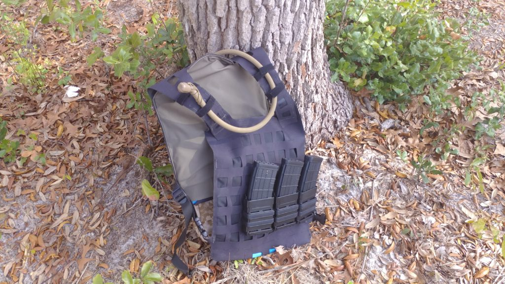Assault Through with the T3 Assault Backpack