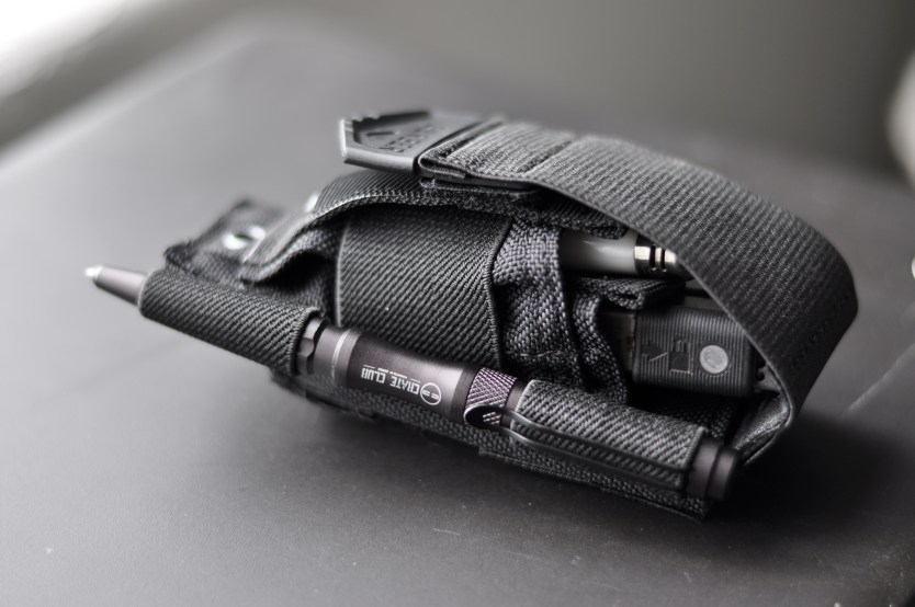 Gerber's CUSTOMFIT+DS pouch can't replace your pockets