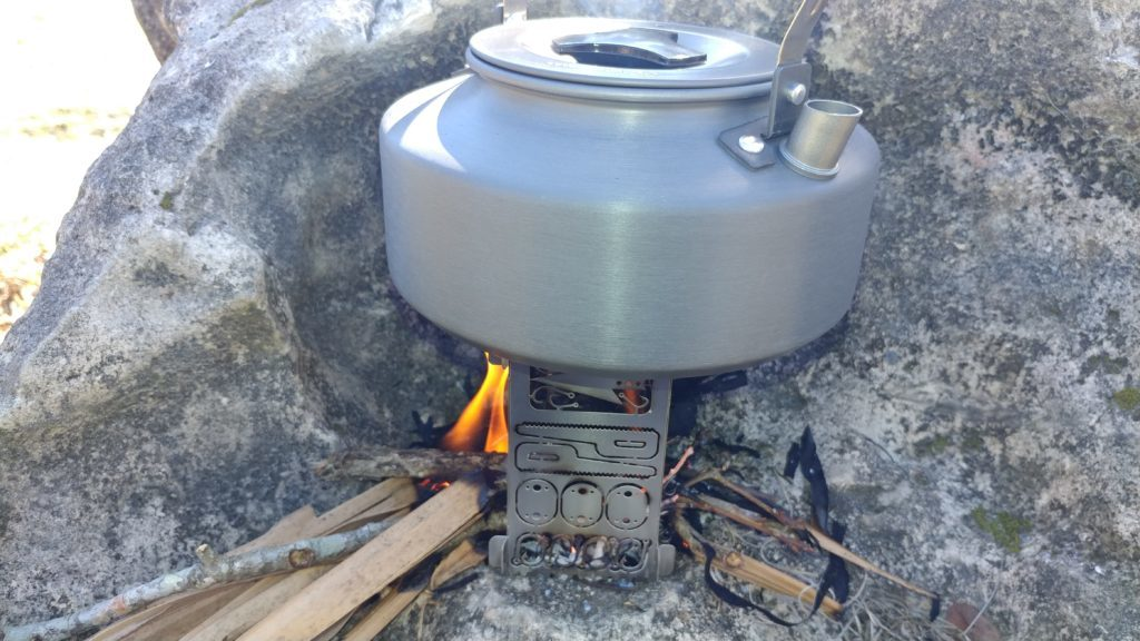 The ReadyMan Pocket Survival Stove 2.0