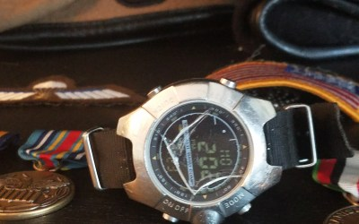 The story of my Suunto Observer: To hell and back