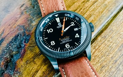 One watch to rule them all? Ocean Crawler Champion Diver Barracuda Point