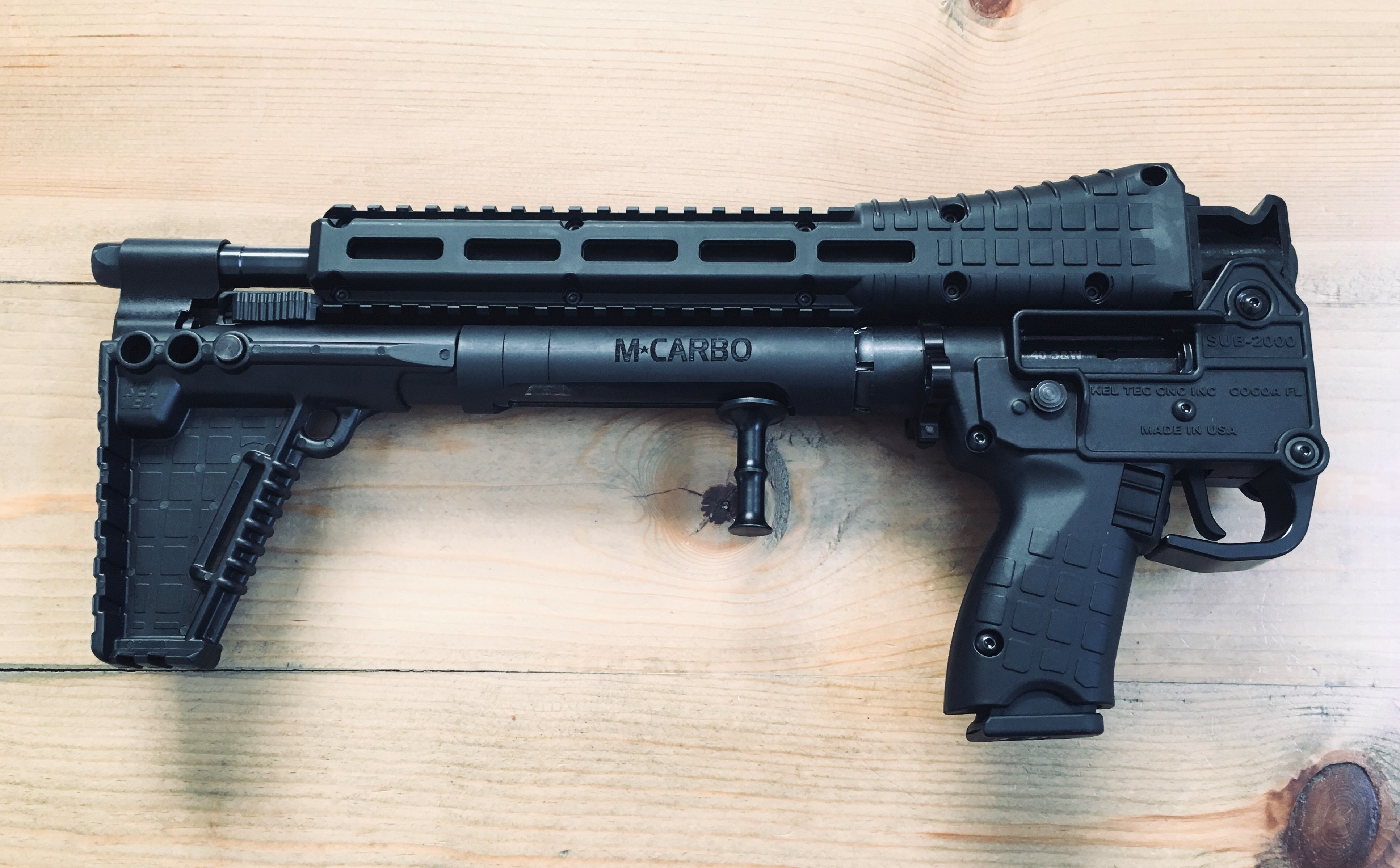 Top 8 Upgrades Every Kel Tec Sub 2000 Owner Needs Mcarbo Parts