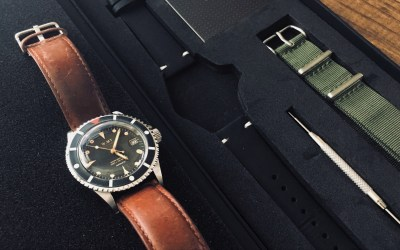 Want a vintage style dive watch without breaking the bank? Customize your own with Walter Mitt