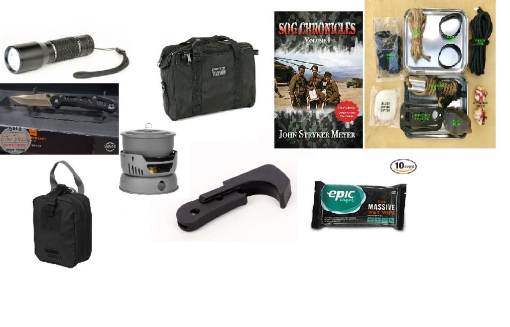 Win some great gear for great causes