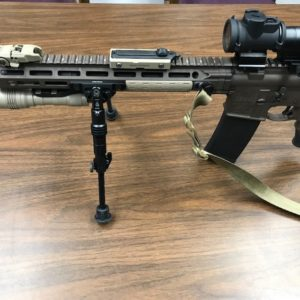 Create a Stable Shooting Platform with the UTG Recon Flex Bipod