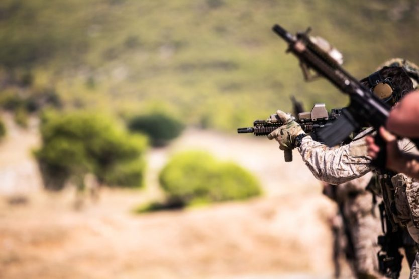 Proficiency in combat: Getting good at the basics