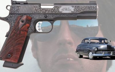 A New 1911 for Cobretti