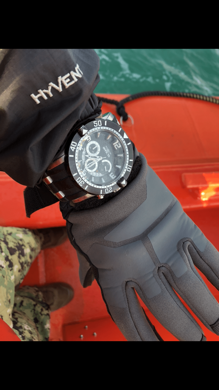 S&S Precision's Cold Water Maritime Assault Gloves