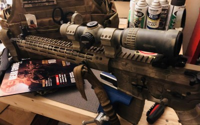 Vortex 1-6x24 Strike Eagle Optic: One of the best mid-level budget optics