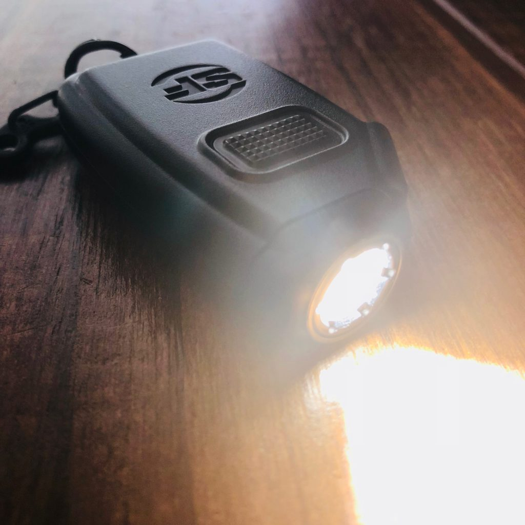 Small design, big performance: SureFire Sidekick LED Flashlight
