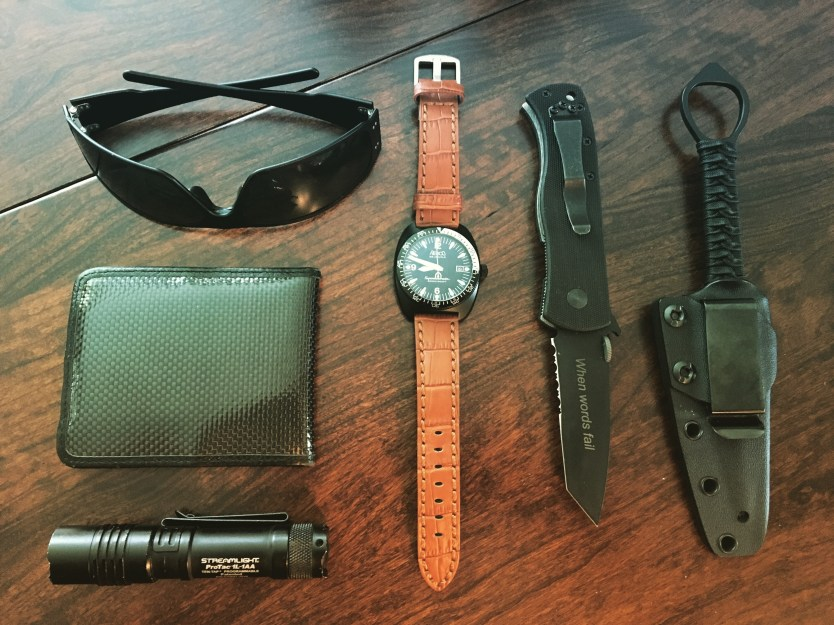 Photo of the day: A simple and effective daily carry