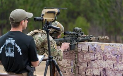 Special Operations Snipers Going to a New Caliber Ammunition