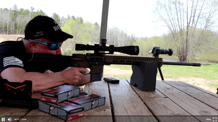 CMMG's .224 Valkyrie Rifle: Exceptional Long Range Performance