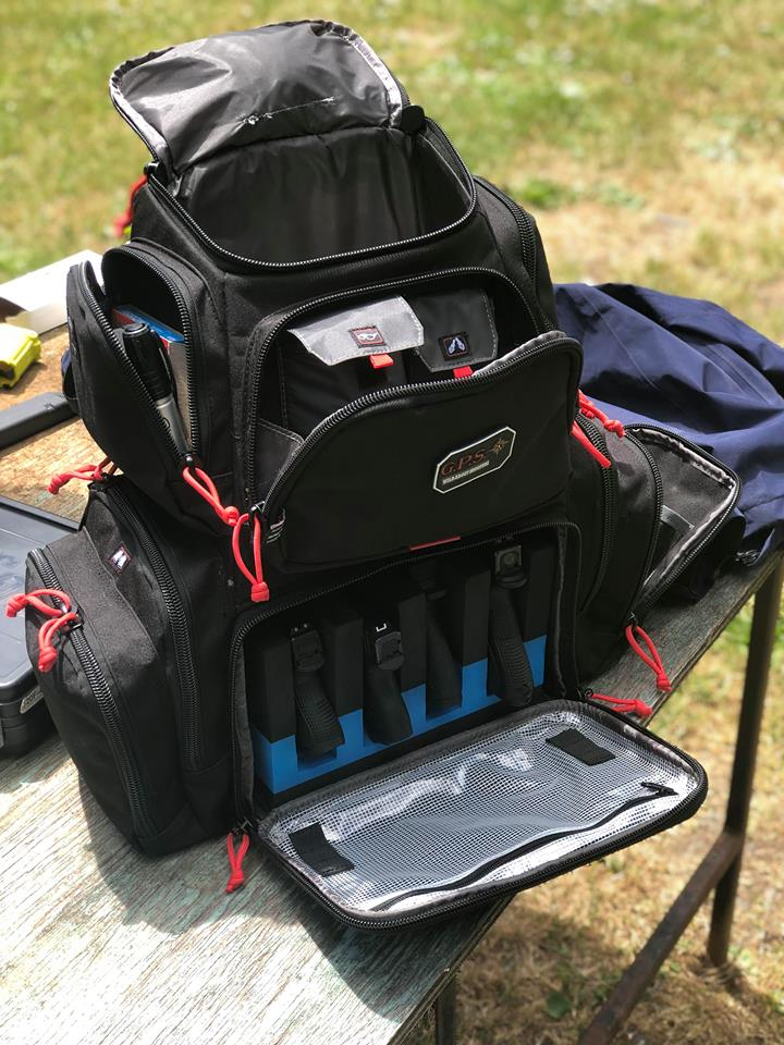 The Handgunner Backpack from G.P.S. Wild About Shooting
