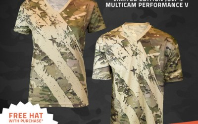 MultiCam® Names Techwear USA Official Ink Dye Sublimation Licensee for Custom Technical Apparel