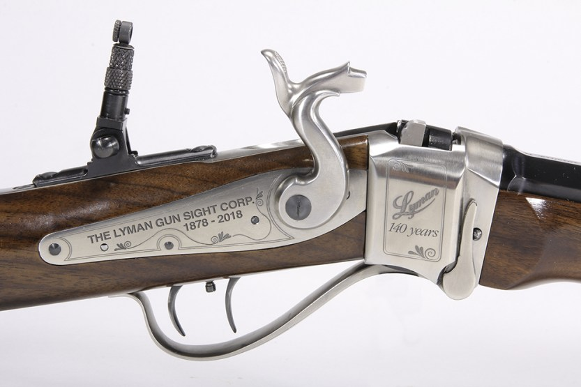 Lyman® Products Celebrates 140th Anniversary with Commemorative Lyman Sharps Carbine