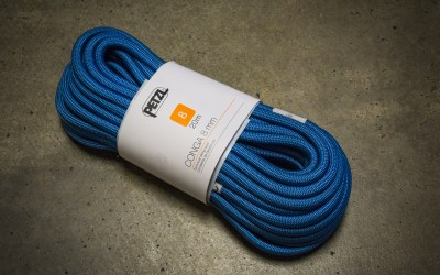 Petzl Conga Rope: Technical rope for a hardline