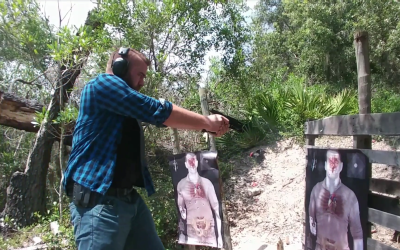 Train and Shoot With Both Eyes Open: Tactical Rifleman Video