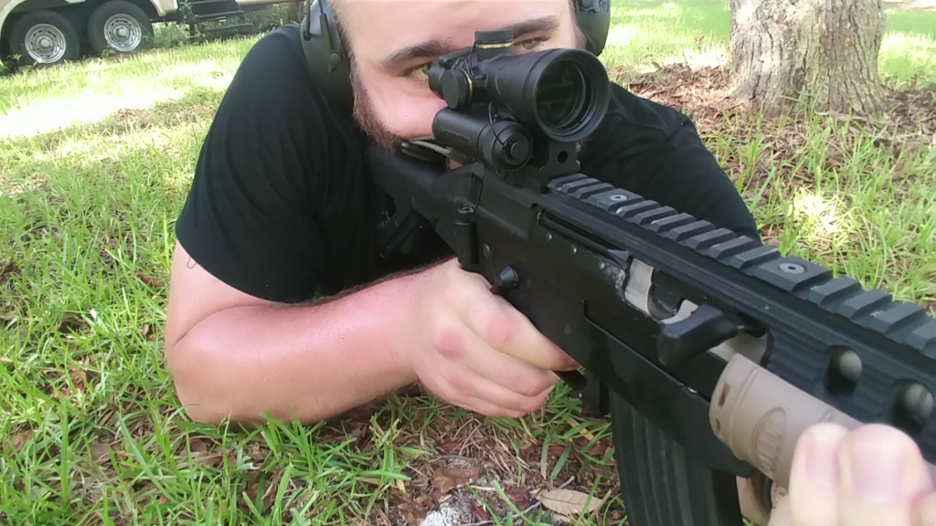 The Browe Tactical Optic: The ACOG Killer