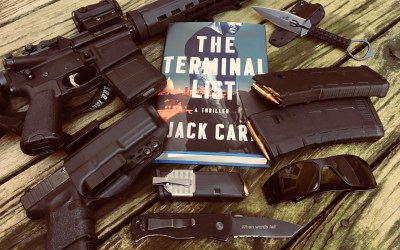 The Guns and Gear of 'The Terminal List'