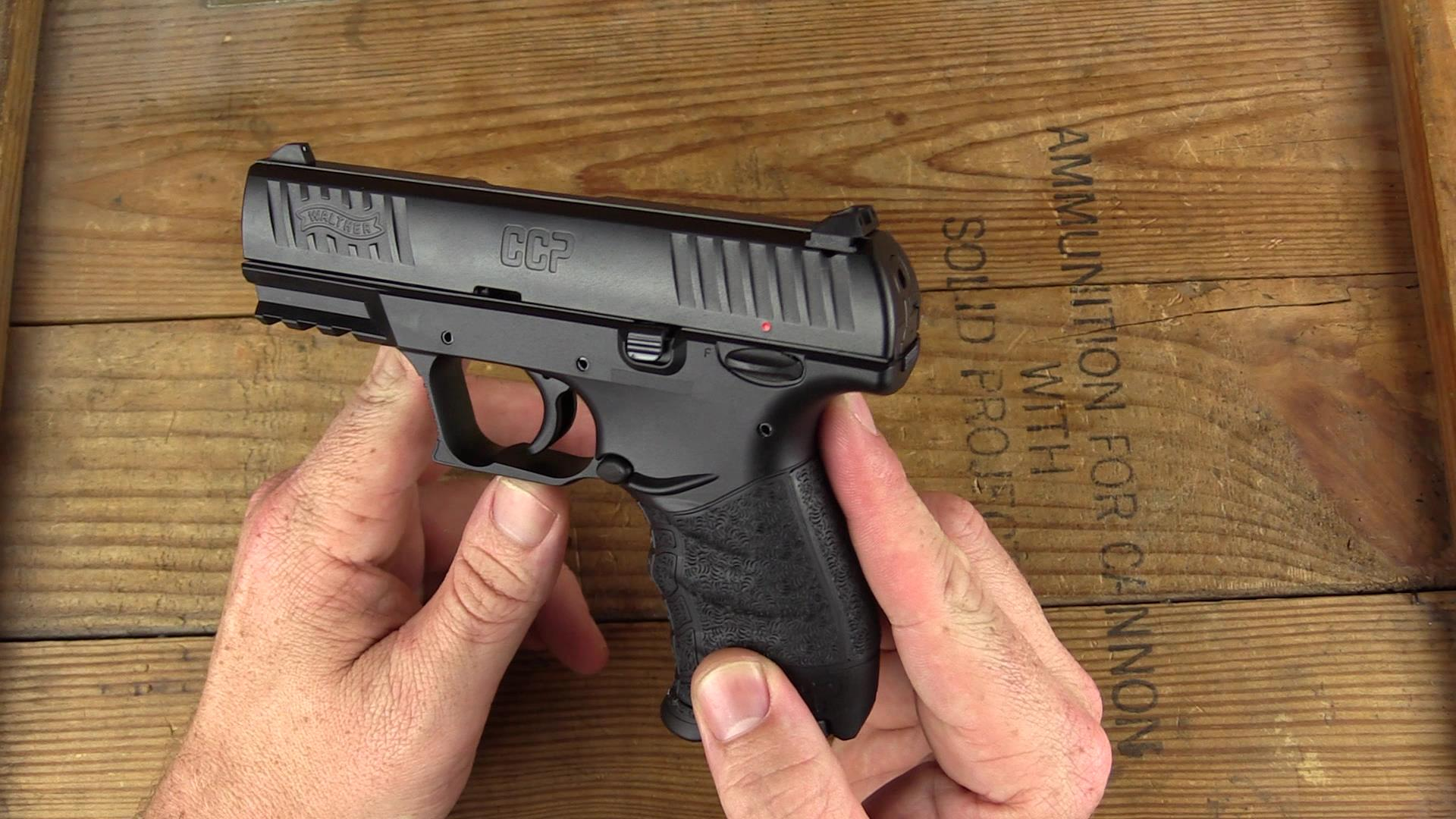 First Look New Walther CCP M2  The Loadout Room