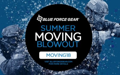Blue Force Gear Summer Moving Blowout Sale
